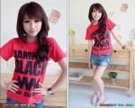 Black (merah,putih,hitam)