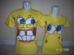 sponge bob lirik