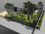 Contoh Desain Landscape 2