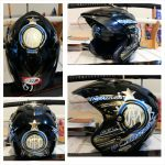 HELM INTER HITAM